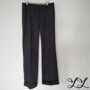 J. Crew Pants Chinos Gray City Fit Straight TALL